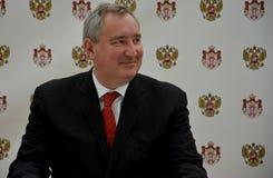 Deputy Prime Minister of Russia, Dmitry Rogozin. Suzdal, Russian Federation. November 3rd 2016 - Deputy Prime Minister of Russia, Dmitry Rogozin Royalty Free Stock Photos