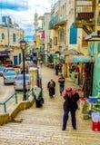Der ältere Araber Stockbilder