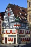 der Γερμανία ob rothenburg tauber Στοκ Εικόνες