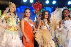 Der 51. Fehlinternationale Schönheitsfestzug 2011 Lizenzfreies Stockfoto