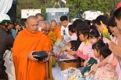Der 82. Geburtstag von H.M. der König von Thailand Lizenzfreie Stockfotos