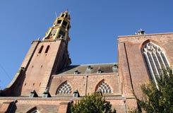 Der Aa kyrka Arkivbilder