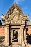 Der Abdruck Lord Buddhas, Saraburi Stockfoto