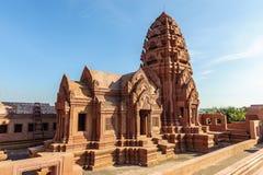 Der Abdruck Lord Buddhas, Saraburi Lizenzfreies Stockbild