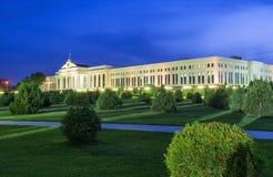 Der Abend in Taschkent Lizenzfreie Stockfotografie