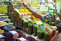 Der Abendmarkt Lizenzfreie Stockfotografie