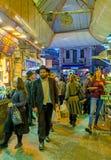 Der Abendmarkt Lizenzfreie Stockbilder