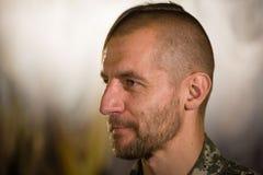 Der Abgeordnete der Leute von Ukraine Mikhail Gavrilyuk Lizenzfreies Stockfoto