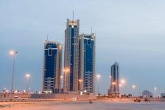 Der Abraj Al Lulu in Manama, Bahrain lizenzfreie stockbilder