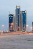 Der Abraj Al Lulu in Manama, Bahrain stockbild