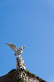 Der abschaffende Engel Stockfoto