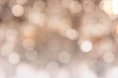 Der abstrakte bokeh Hintergrund, Beschaffenheit bokeh Art Stockfotografie