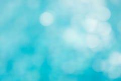 Der abstrakte Farbunschärfehintergrund auf bokeh Art Stockfotos