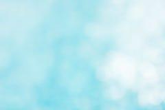 Der abstrakte Farbunschärfehintergrund auf bokeh Art Stockbilder