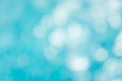 Der abstrakte Farbunschärfehintergrund auf bokeh Art Stockfoto