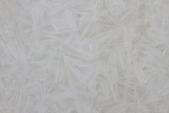 Der abstrakte Hintergrund der Eisstruktur Stockfotos