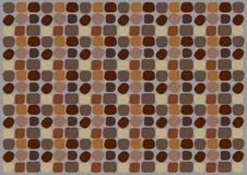 Der abstrakte Hintergrund in Form von Naturstein, Straßenbetoniermaschine Stockfotografie
