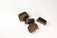 Der Abteilung Süßigkeit gleichmäßig Stockfotografie