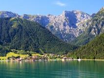 Der Achensee See in Österreich Stockfotos