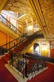 Der Achilleion Palast in Korfu, Griechenland Lizenzfreie Stockfotografie