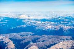 Der Aconcagua-Berg Lizenzfreies Stockbild