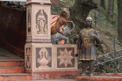 Der Affegotttempel von Shimla Stockfoto