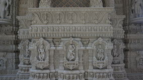 Der Akshardham-Tempel in Robbinsville, New-Jersey Lizenzfreie Stockbilder