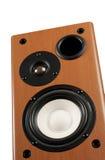 Der akustische Lautsprecher Lizenzfreie Stockbilder