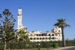 Der Al-Haramlik Palast Lizenzfreies Stockfoto