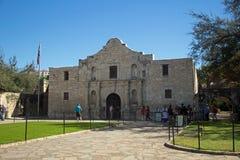 Der Alamo in San Antonio, Texas Stockfotografie