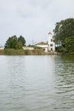 Der Albufera-Naturpark Lizenzfreies Stockbild