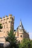 Der Alcazar (Segovia, Spanien) stockfoto