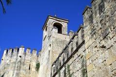 Der Alcazar von Sevilla Reales Alcazares, Spanien Stockfoto