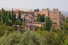 Der Alhambra Stockfoto