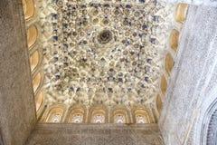 Der Alhambra in Granada, Spanien Stockfotos