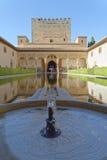 Der alhambra-Palast Stockfotos