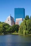 Der allgemeine Garten in Boston Stockfotografie