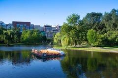 Der allgemeine Garten in Boston Stockfoto