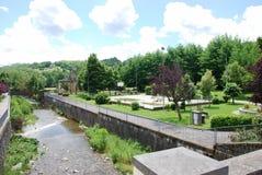 Der allgemeine Garten von Bedonia lizenzfreie stockbilder