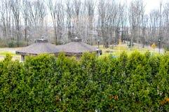 Der allgemeine Park in Montreal Lizenzfreies Stockbild
