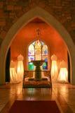 Der Altar Stockfoto