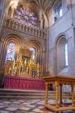 Der Altar Stockfotos