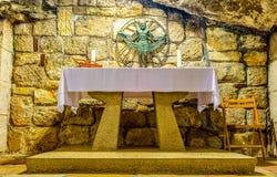 Der Altar Lizenzfreie Stockbilder