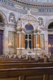 Der Altar der Kirche von Frederick Lizenzfreies Stockfoto