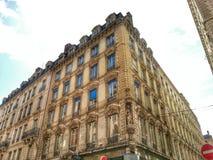 Der Altbau der alten Stadt von Lyon, Frankreich Lizenzfreie Stockfotografie