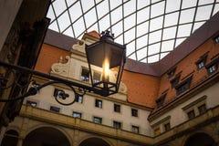 Der Altbau der Stadt Dresden, Deutschland Stockbilder