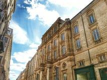 Der Altbau des Museums der Kunst, alte Stadt Lyons, Frankreich Stockfoto