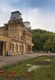 Der Altbau vom philharmonischen in Kislovodsk Lizenzfreie Stockbilder
