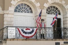 Der alte Austausch-und Hochschulleiter-Kerker Charleston, South Carolina Lizenzfreie Stockbilder