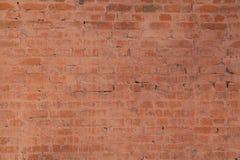 Der alte Backsteinmauerbeschaffenheitshintergrund Lizenzfreie Stockfotografie